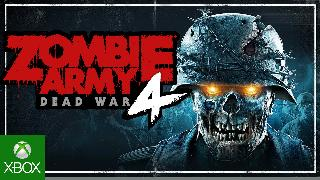 Zombie Army 4: Dead War - Xbox One Reveal Trailer