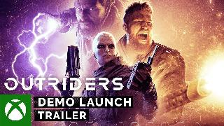 Outriders | Demo Launch Trailer Xbox One