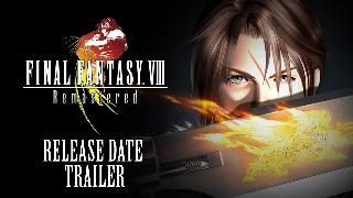 FINAL FANTASY VIII Remastered | Release Date Reveal Trailer Xbox One