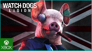 Watch Dogs Legion | E3 2019 World Premiere Trailer