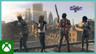 Watch Dogs Legion 'Online Mode' Launch Trailer