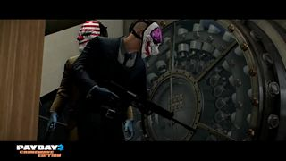 PAYDAY 2 Crimewave Edition Announcement Trailer