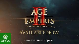 Age of Empires II: Definitive Edition - Launch Trailer