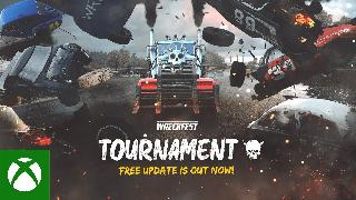 Wreckfest - Free Tournament Mode Trailer