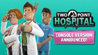 Two Point Hospital | Coming to Console Trailer
