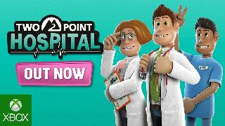 Two Point Hospital | Launch Trailer