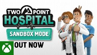 Two Point Hospital Sandbox Mode Update Is Out Now