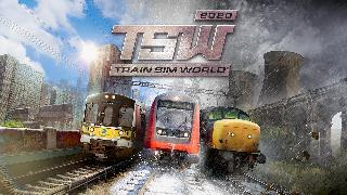 Train Sim World 2020 Announce Trailer
