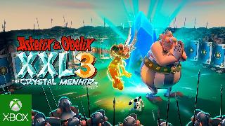 Asterix & Obelix XXL 3: The Crystal Menhir Teaser