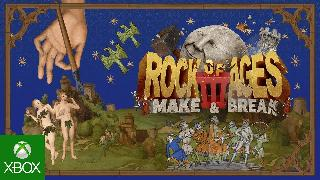 Rock of Ages 3:Make & Break announcement trailer