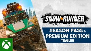 SnowRunner Season Pass & Premium Edition Trailer