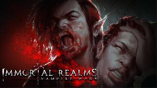 Immortal Realms: Vampire Wars Gamescom 2019 Announce Trailer