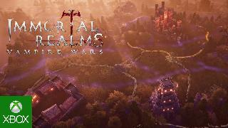 Immortal Realms: Vampire Wars Xbox Game Preview