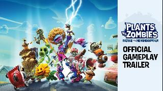 Plants vs. Zombies: Battle for Neighborville Official Gameplay Trailer