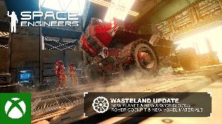 Space Engineers | Wasteland Trailer
