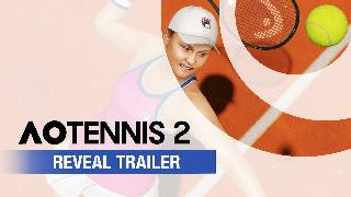 AO Tennis 2 Official Reveal Trailer