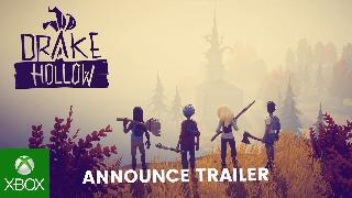 Drake Hollow - Announce Trailer