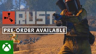 Rust Console Edition - Gameplay Trailer