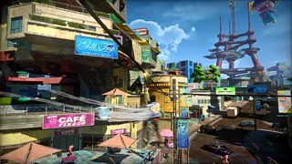 Sunset Overdrive Gameplay Preview