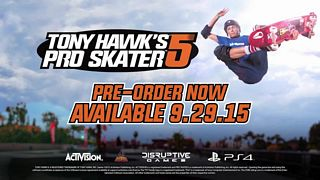 Tony Hawk's Pro Skater 5 - THPS is Back