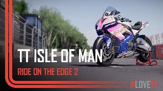 TT Isle of Man: Ride On The Edge 2 Official Trailer