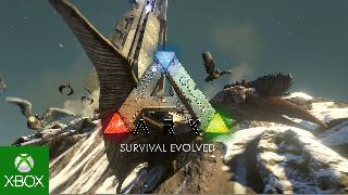 ARK: Survival Evolved Xbox Game Preview Trailer