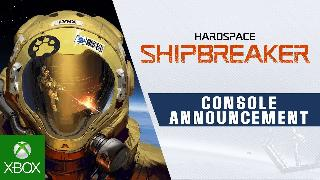 Hardspace: Shipbreaker | Console Announcement Trailer