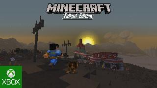 Minecraft - Fallout Mash-Up
