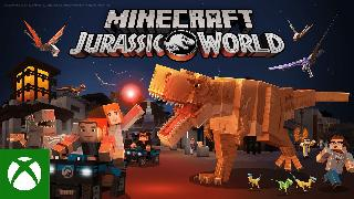 Minecraft - Welcome to Jurassic World!
