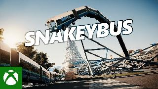 Snakeybus - Launch Trailer
