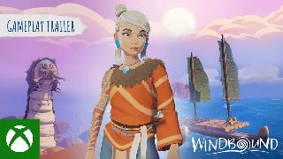 Windbound - Gameplay Trailer