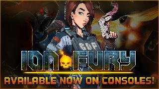 Ion Fury | Console Launch Trailer