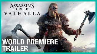 Assassin's Creed Valhalla | World Premiere Cinematic Trailer