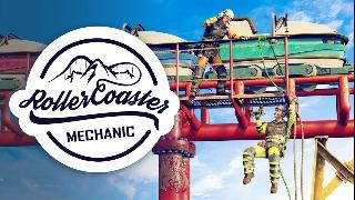 RollerCoaster Mechanic | Official World Premiere Game Trailer
