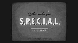 Fallout 4 S.P.E.C.I.A.L. Video Series - Strength