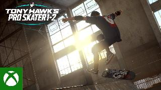 Tony Hawk's Pro Skater 1 + 2 | Official Announce Trailer
