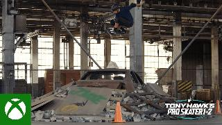 Tony Hawk Skates the Warehouse From THPS In Real Life