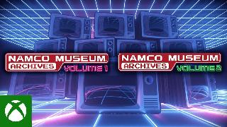 Namco Museum Archives | Official Launch Trailer