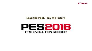 Pro Evolution Soccer 2016 - E3 2015 Trailer