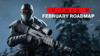 HITMAN 3 | February 2021 Roadmap