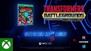TRANSFORMERS BATTLEGROUNDS - Official Gameplay Trailer