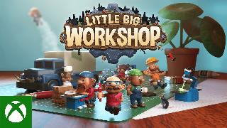 Little Big Workshop | Launch Trailer