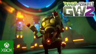 Plants vs. Zombies: Garden Warfare 2 - Multiplayer Beta Trailer