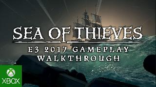 Sea of Thieves E3 2017 Gameplay Walkthrough