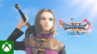 DRAGON QUEST XI S: Echoes of an Elusive Age - Definitive Edition Announcement