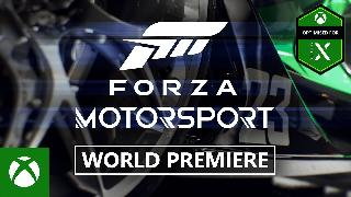 Forza Motorsport | World Premiere Announce Trailer