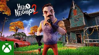 Hello Neighbor 2 | Announcement Trailer