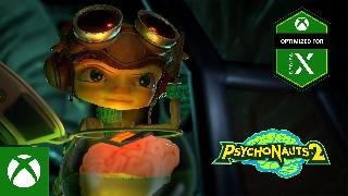 Psychonauts 2 | Gameplay Music Trailer
