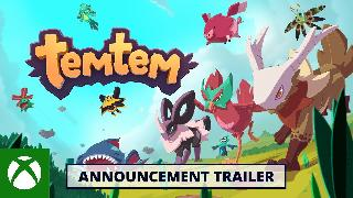 Temtem | Announce Trailer Xbox One
