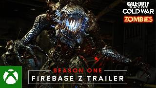 COD: Black Ops Cold War - Season One Firebase Z Trailer